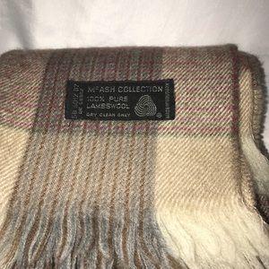 Lambs Wool Scarf